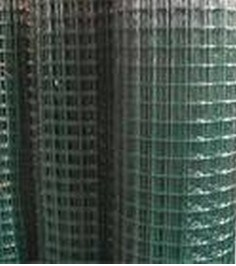 Welded Wire Mesh with PVC Coated or Galvanized Iron Wire