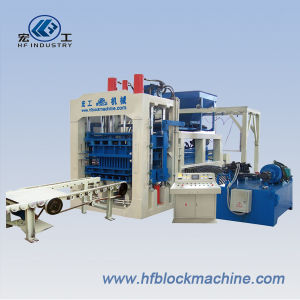 Automatic Block Making Machine (QT6-15C) pictures & photos