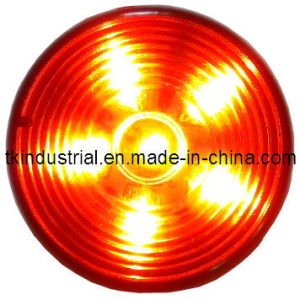"LED 2"" Round Clearance/Side Marker Light (TK-TL251) pictures & photos"