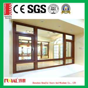 Wholesale Manufacture Powder Coated Aluminium Window pictures & photos