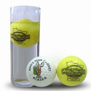 Golf Ball, Floating Golf Ball, 2-Piece, Practice Level (B07106) pictures & photos