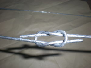 Chemical Fiber Baling Wire Ties pictures & photos