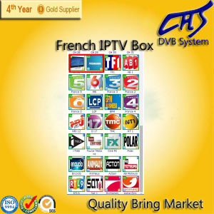 French IPTV Receiver