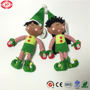 Green Elf Kids Clown Plush OEM Cute Toy Doll pictures & photos
