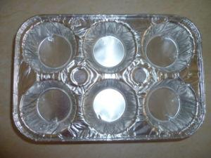 Aluminium Foil Tray (6CP)