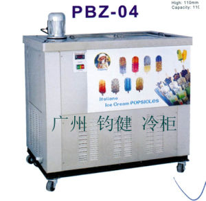 Wholesale Ice Lolly Popsicle Making Machine pictures & photos