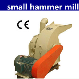 High Effective Small Chicken Feed Hammer Mill, Poultry & Livestock Feed Crusher, Animal Feed Grinder for Sale