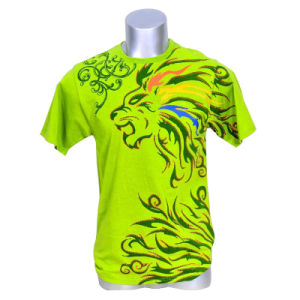 Customized Men′s Sublimation Printing T Shirt pictures & photos