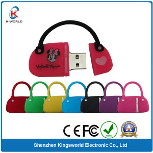PVC Handbag/Bag USB Flash Pen Drive pictures & photos