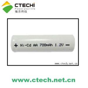 Ni-CD AA700 Rechargeable Battery