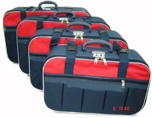 Skd Luggage Bag (S-13 Red) pictures & photos