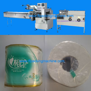 Toilet Tissue Roll Packing Machine pictures & photos