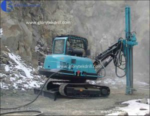 GL120YW Multifunctional Down The Hole Drilling Rig pictures & photos