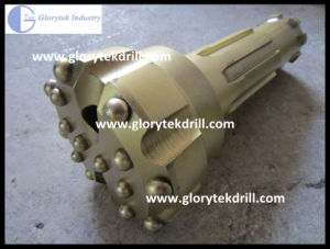 DTH Bits for High Efficiency High Pressure DTH Hammer (GL355K-152mm) pictures & photos
