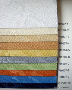 Daylight Jacquard Roller Blind Fabric pictures & photos