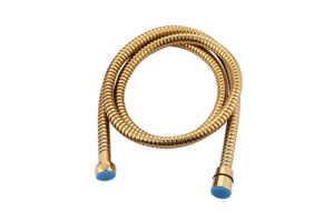 Double-Buckies Golden Titanium Pipe (YSA013) pictures & photos