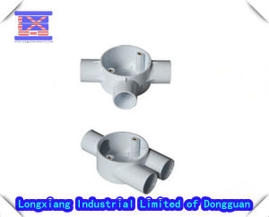 UPVC Electrical Conduit Pipe Fittings Mould (LXG163) pictures & photos
