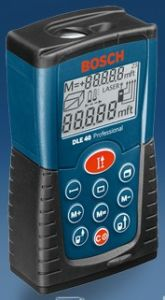 Bosch Digital Laser Distance Meter pictures & photos