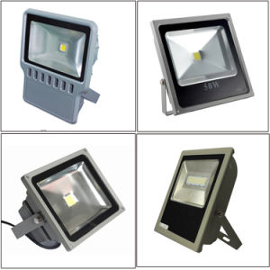 Standard COB LED Flood Lights with 50000hrs Lifetime pictures & photos