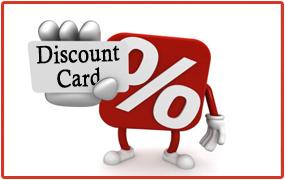 Discount Card (LBD-R-10)