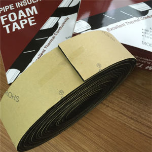NBR Foam Self Adhesive Tape for Sealing and Gasket pictures & photos