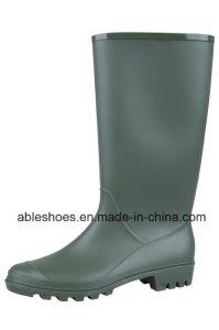 New Design PVC Women Boots, Fashion Cheaper Rain Boots