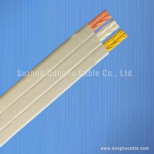 Elevator Travelling Cable (H05VVH6-F 36G0.75) pictures & photos