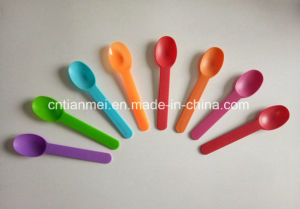 Spoon, Plastic Spoons, Yogurt Spoons, Ice Cream Spoon pictures & photos