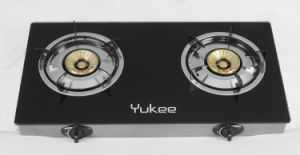 2 Burnerstempered Glass Gas Stove (YD-2GT08)
