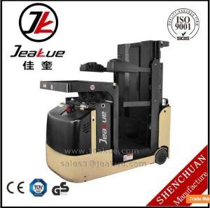 500kg Midium Level Electric Order Picker pictures & photos