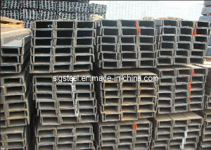 Steel Channel, U Channel, U Shaped Steel, C Steel pictures & photos