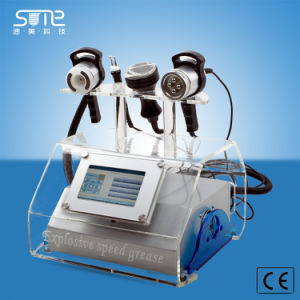 5 in 1 Ultrasound Cavitation Bio Mutipolar RF Radio Frequency Body Slimming Weight Loss Beauty Machine pictures & photos