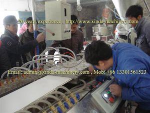 PVC Ceiling Panel Making Machine Ceiling pictures & photos