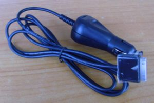 Car Charger for iPod/iPhone/iPhone 3G/iPhone 4G (PG1017)