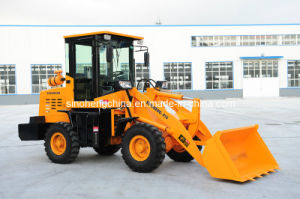 45HP 2 Ton 0.5m3 Small Loader, Small Wheel Loader for Sale pictures & photos