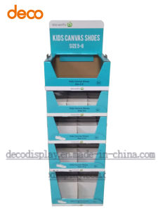 Cardboard Display Stand Paper Display Shelf Paper Counter Display pictures & photos