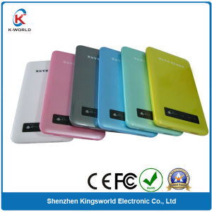 Touch Screen 5000mAh Lion-Ploymer Power Bank pictures & photos