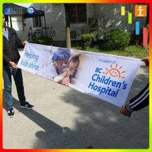 Outdoor Cheap Promotional Vinyl Printing Advertising Banner pictures & photos