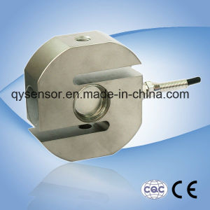 Round Compression and Tension Load Cell for Silo / Hopper / Tanks pictures & photos