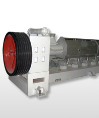 Screw Extruder for PSF Production Line for Spinning pictures & photos