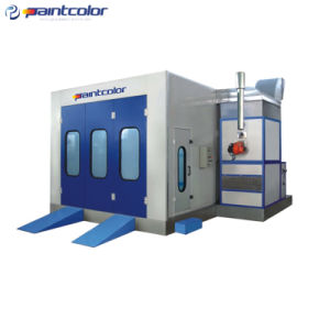 Big Impeller Fan Spray Booth (PC14-S100) pictures & photos