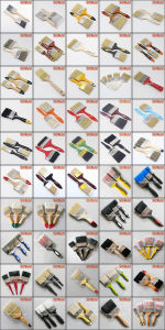China Good Quality Paint Brush Paint Roller with Competitive Price pictures & photos