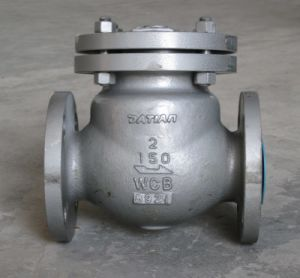 API/Jis Swing Check Valve