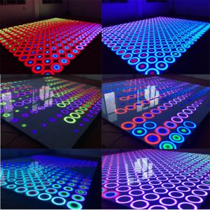 Patent New Design Dynamic Stage Light LED Disco Dance Floor pictures & photos