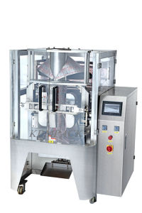 Massage Oils Sachet Packaging Machine pictures & photos
