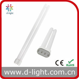 Pl Fluorescent Lamp, 2g11 Base Plug CFL pictures & photos