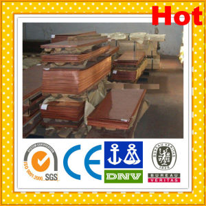 Copper Cathode Plate pictures & photos
