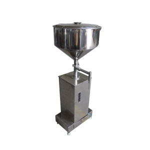 Single Type Semi-Automatic Filling Machine (for Honey, Liquid Cosmetics )