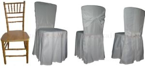 White Chiavari Chair Cover (YLY-4)