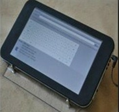 Echo (E1000) Android 2.2 Multi-Touch Screen Tablet